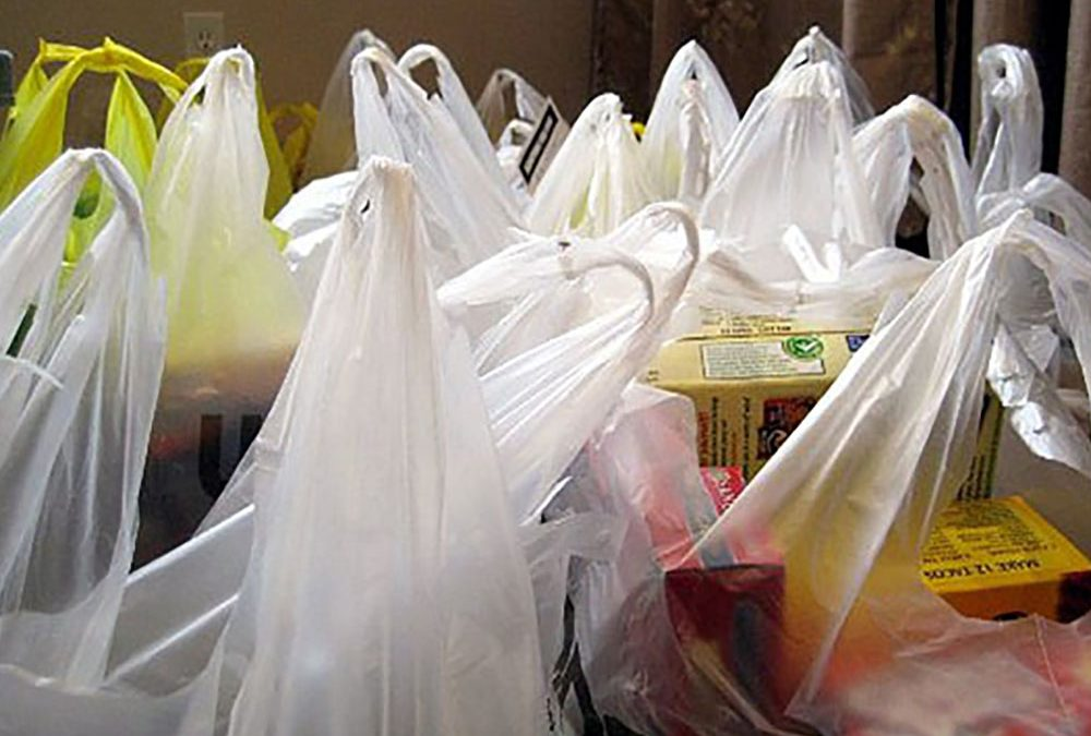 What bags will be banned in QLD in 2018?
