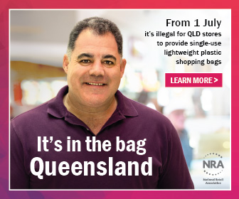 Queensland great Mal Meninga joins retailers to fight toxic plastic bag pollution