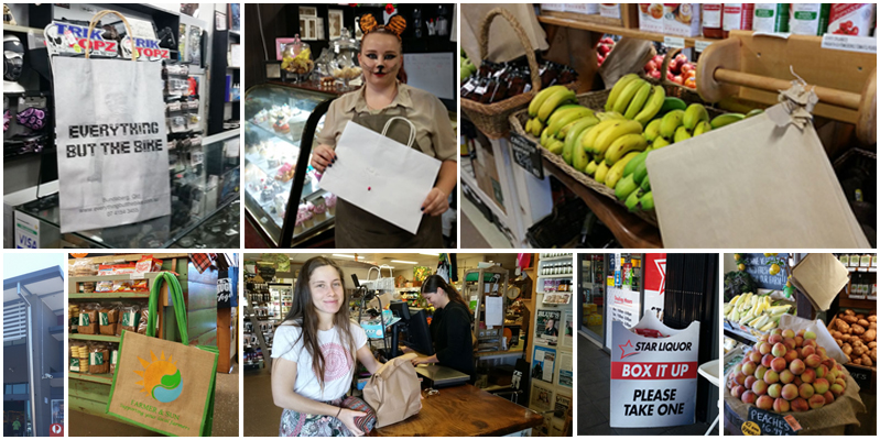 Retailers prepare for plastic bag ban in Bundaberg, Childers and Gympie