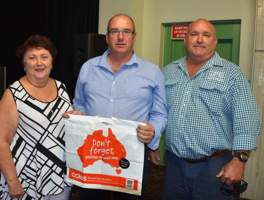 Mount Isa: Plastic bag ban reinforced at NRA forum